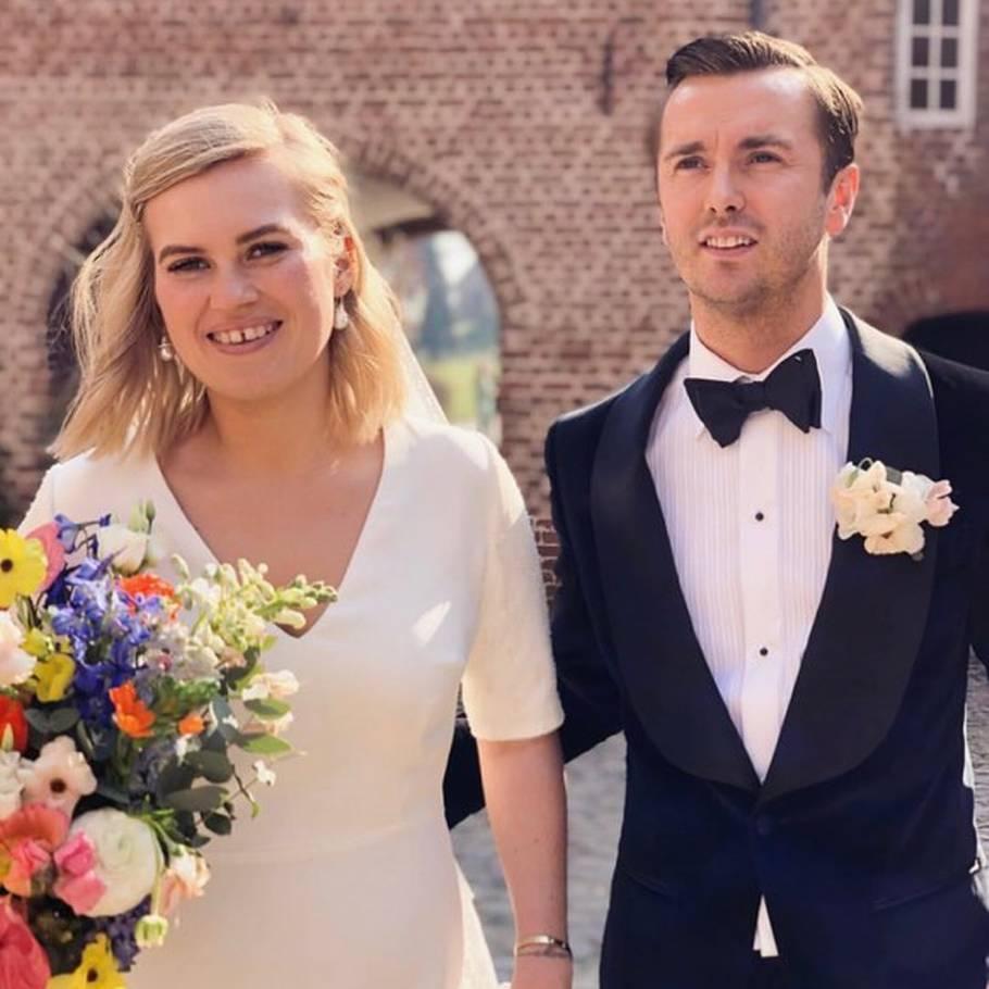 61ab68e967ba Laudrups datter er blevet gift – Ekstra Bladet