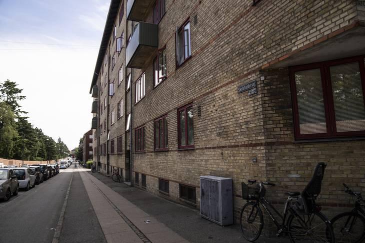 Foreningen Skoleholdergården i København har ca. 390 andelsboliger. Foto: Jonas Olufson