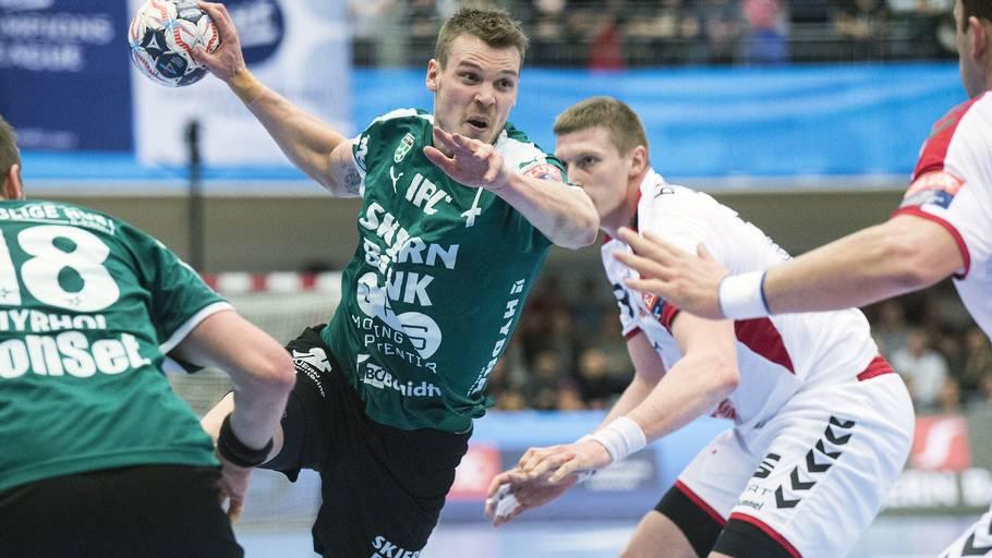 dansk håndbold resultater