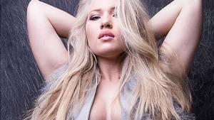 Noget tyder på, at Anja Nissen alligevel skal dyste mod den russiske sangerinde. Foto: Privatfoto