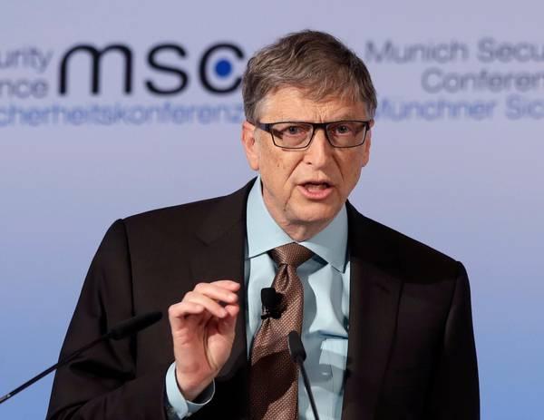 Bill Gates er igen verdens rigeste (Foto: AP)