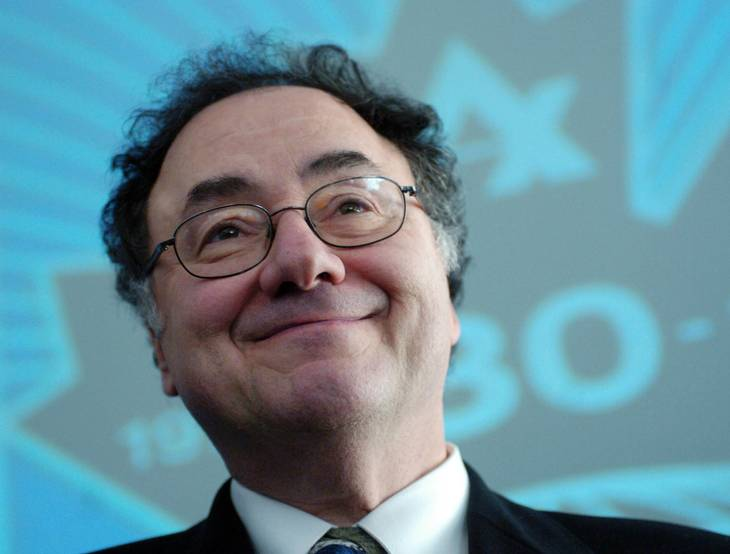 Barry Sherman var grundlægger og direktør for en stor canadisk medicinalvirksomhed Apotex. Foto: Dick Loek / Zuma Press.