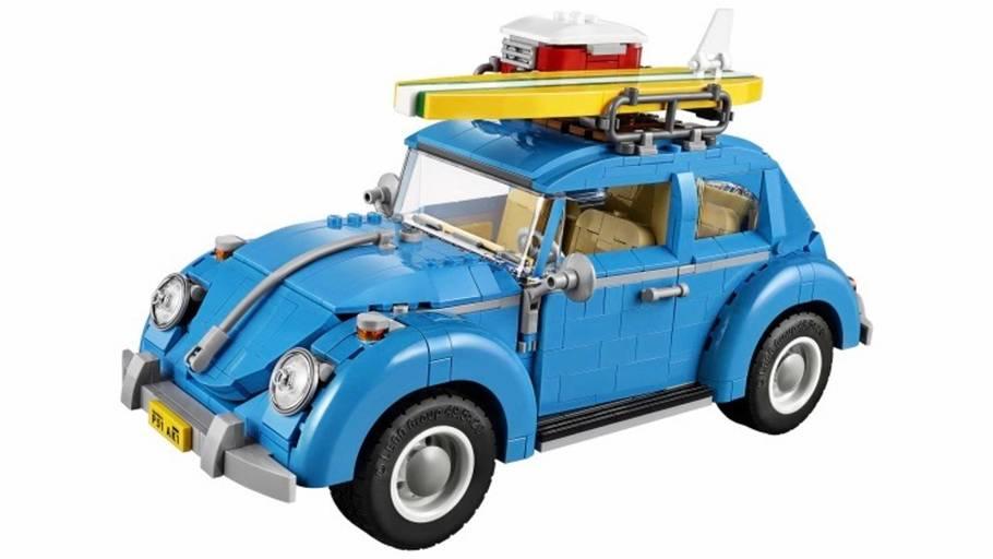 Fabriksnye Legetøj for voksne: Lego lancerer ny bilmodel – Ekstra Bladet DQ-36