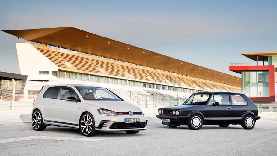 vw golf 40 år VW fejrer GTI jubilæum med særlig model – Ekstra Bladet vw golf 40 år