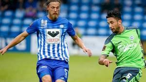 Bjørn Paulsen sælges videre til Hammarby. Foto: Anders Brohus