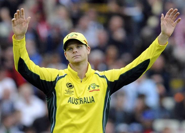 Steve Smith, da han stadig var kaptajn for Australiens cricketlandshold. Arkivfoto: AP Photo/Rui Vieira