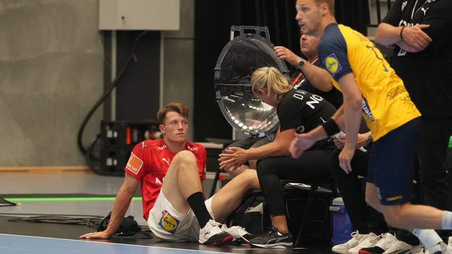 Emil Jakobsen haltede ud til hurtig og langvarig behandling. Foto: Keld Navntoft/Ritzau Scanpix