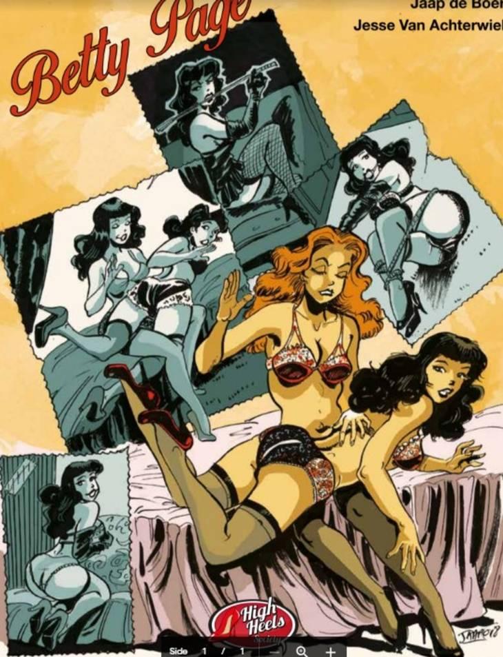 tegneserier sexfilm