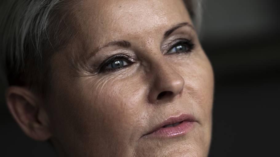 Line Baun Danielsen har måttet nytænke sit firmas aktiviteter under coronakrisen. Foto. Jonas Olufson
