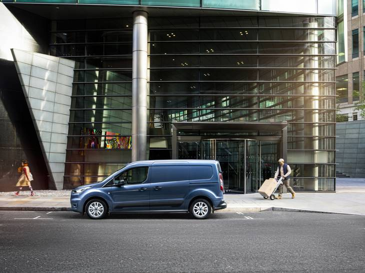 Ford Transit Connect. Foto: Ford