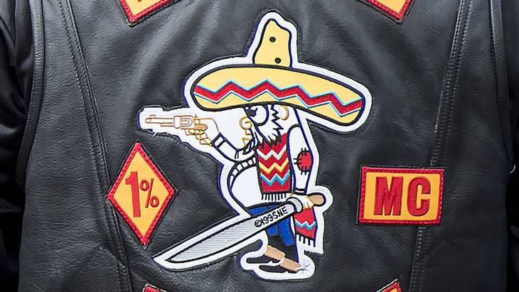 Det var Don 'Mother' Chambers, der blev betaget af 'Den lille Fede' og gjorde den lille mexicaner til obligatorisk vartegn for Bandidos. Foto: Kenneth Meyer
