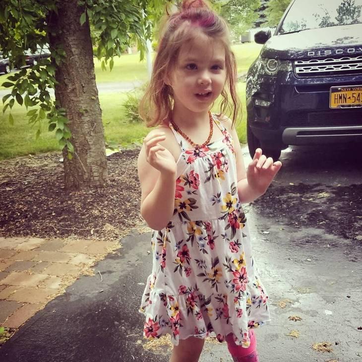 Zoey Dagget blev blot fem år gammel. Foto: Privat.