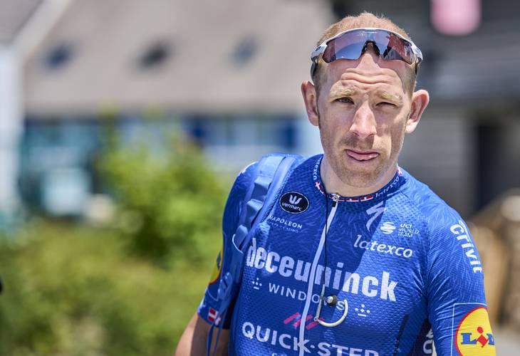Mørkøv skal køre Cavendish frem til Tour-sejre i år. Foto: Claus Bonnerup