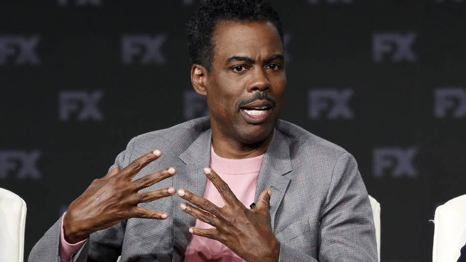 Chris Rock lider af nonverbal learning disorder (NLD). Foto: Chris Pizzello/Ritzau Scanpix