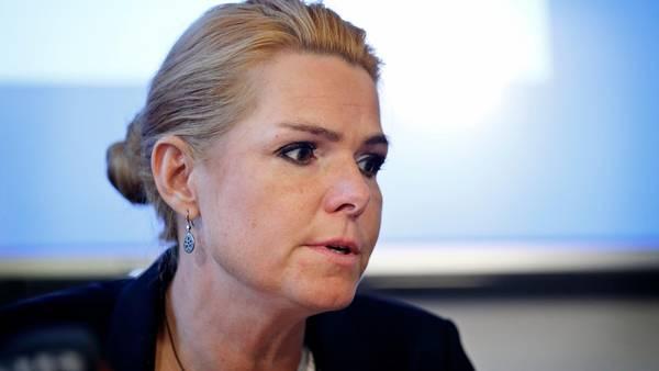 Inger Støjberg tilstår lovbrud, og nu minder sagen om asylpar den tidligere tamil-sag ifølge Støjberg selv. Foto: /ritzau/ Jens Dresling.