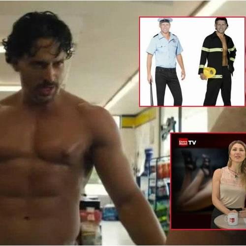 TV: Det gør en mand sexet