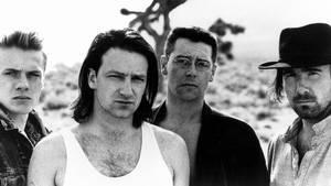 U2 i 1987. Topfoto
