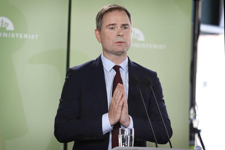 Nicolai Wammen har brugt Finansministeriets embedsværk til arbejde i Socialdemokratiets erhvervsklub. Foto: Jens Dresling/Polfoto