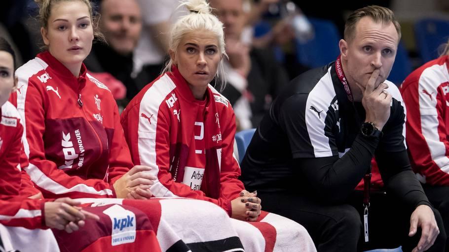 2cd5607a9b1 Kristina Kristiansen spillede ti minutter ved EM sidste år og har fået et  kvarter, siden