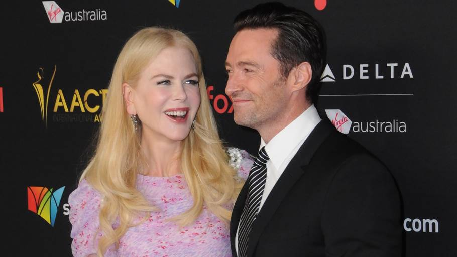 Nicole Kidman og Hugh Jackman. Foto: All Over Press