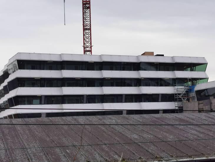 Østerport II skal stå klar i løbet af maj 2020. Foto: Ditte Lunde