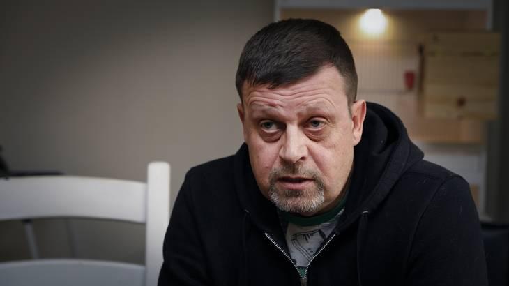 Den enlige far til fire, Jørgen Bolding Olsen, håber snarest muligt at få et job i gen, så han ligesom sin eks-kone får råd til at tage deres tre, fælles børn med på ferier til udlandet. Foto: Anders Brohus