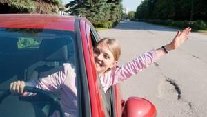 Hele seks procent af unge bilister har kørt bil beruset. Modelfoto: Colourbox.com