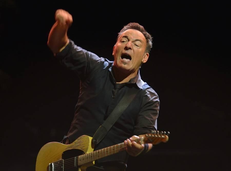 Springsteen tilgodeser sine mange danske fans med en efterspurgt sommerkoncert. (Foto: AP)