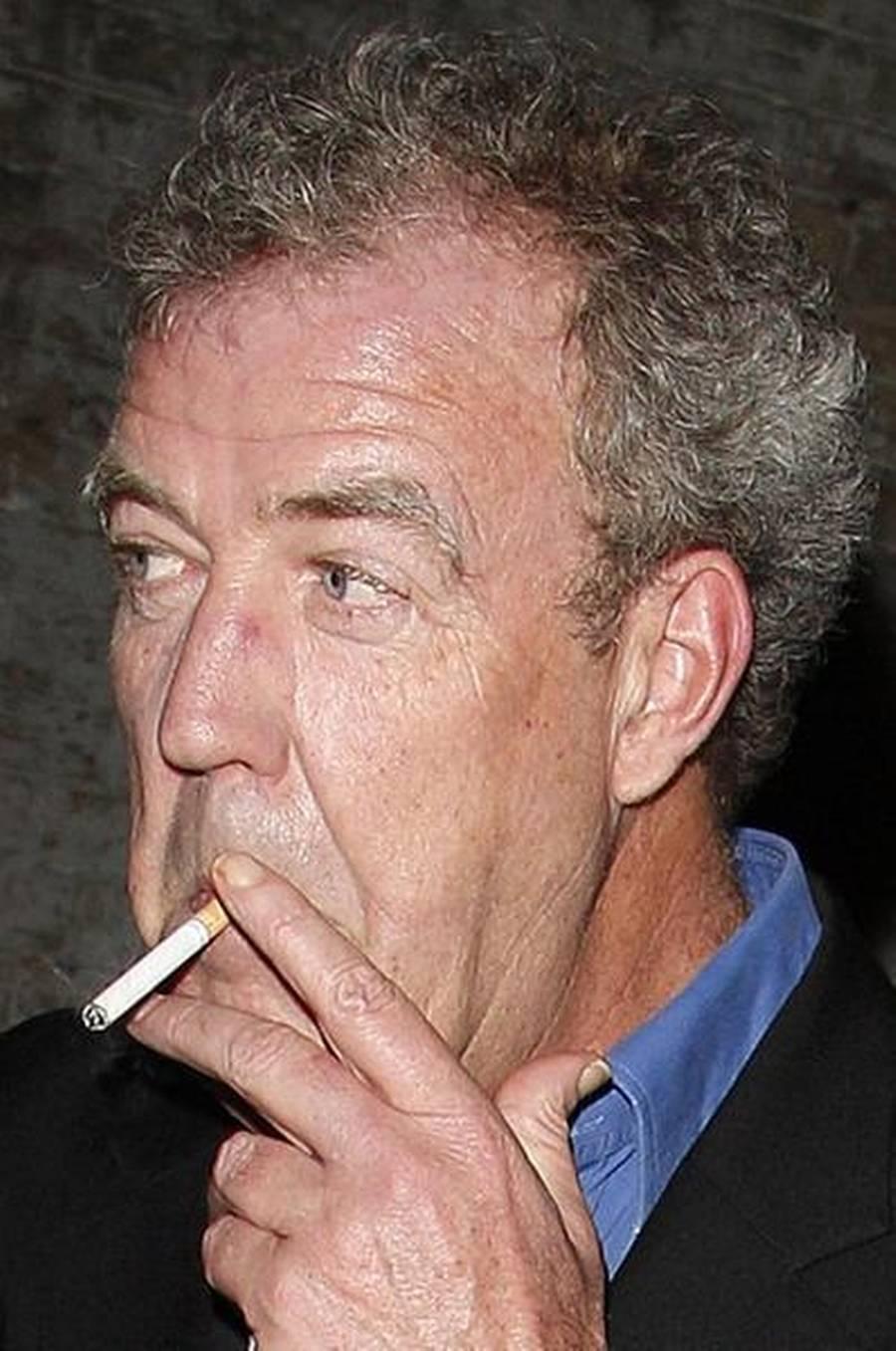 Jeremy Clarkson mener, at han blev presset så hårdt, at al balladen opstod. Foto: All Over