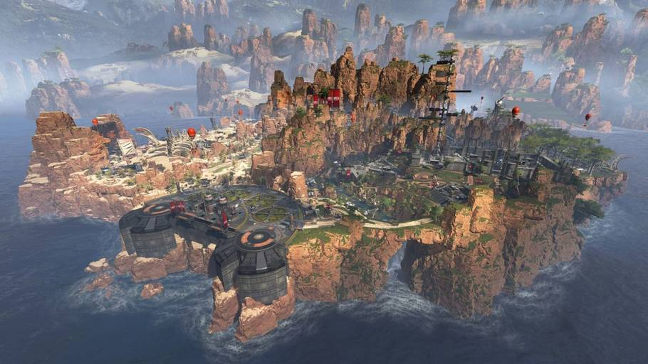 Apex Legends udkom d. 4 februar i år. Foto: Apex Legends