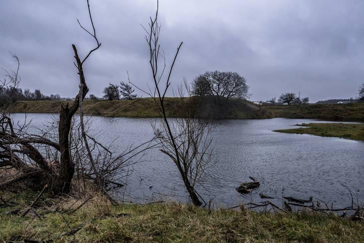 Emilie Meng blev fundet dræbt i en sø i Borup et halvt år efter, hun forsvandt. Foto: Per Rasmussen