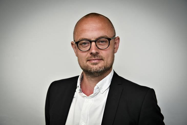 Direktør hos Boligportalen, Anders Hyldborg, er træt af at skulle sammenlignes med de useriøse boligportaler. Foto: Ernst van Norde