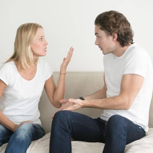 Måske er det dig, der er røvhullet i relationen