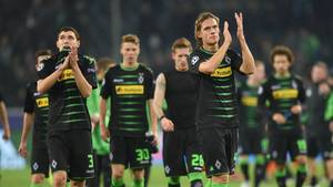 Både Andreas Christensen og Jannik Vesdtergaard starter inde for Mönchengladbach. Foto: Imago/All Over Press