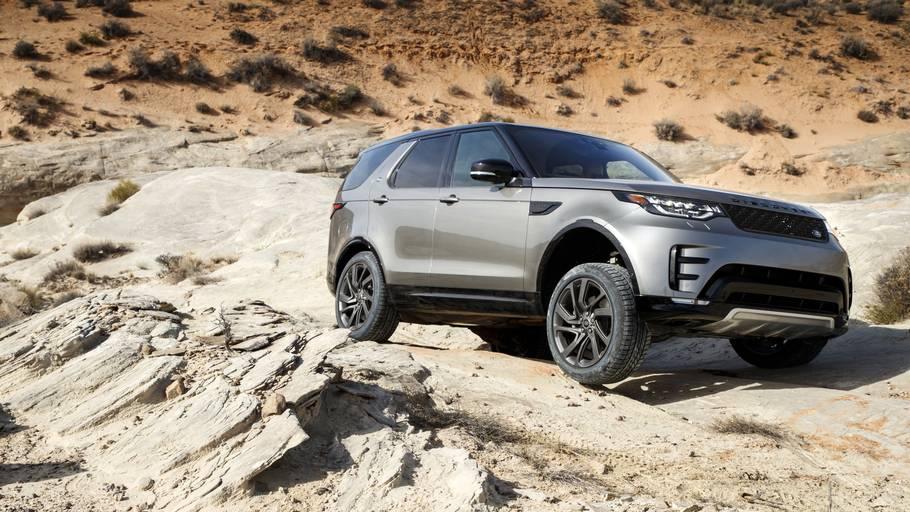 Kendte Herligt eller helligbrøde: Land Rover vil lave en selvkørende bil CJ-87