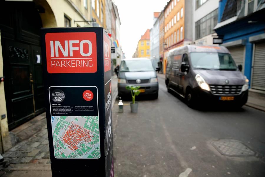 parkering zoo københavn