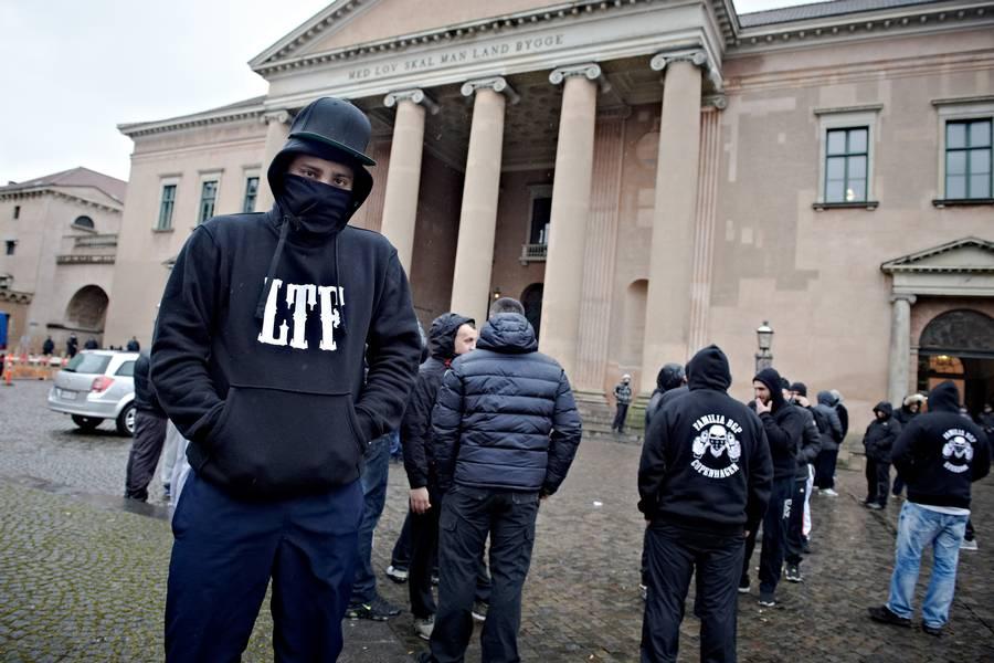 Pernille Vermund mener, at det skal være nemmere at udvise kriminelle, så de ikke kan fortsætte deres bandeliv i Danmark. Foto: Mikkel Tariq Khan