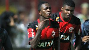 Vinicius Juniorhar haft stor succces for Flamengo. Foto: Alloverpress