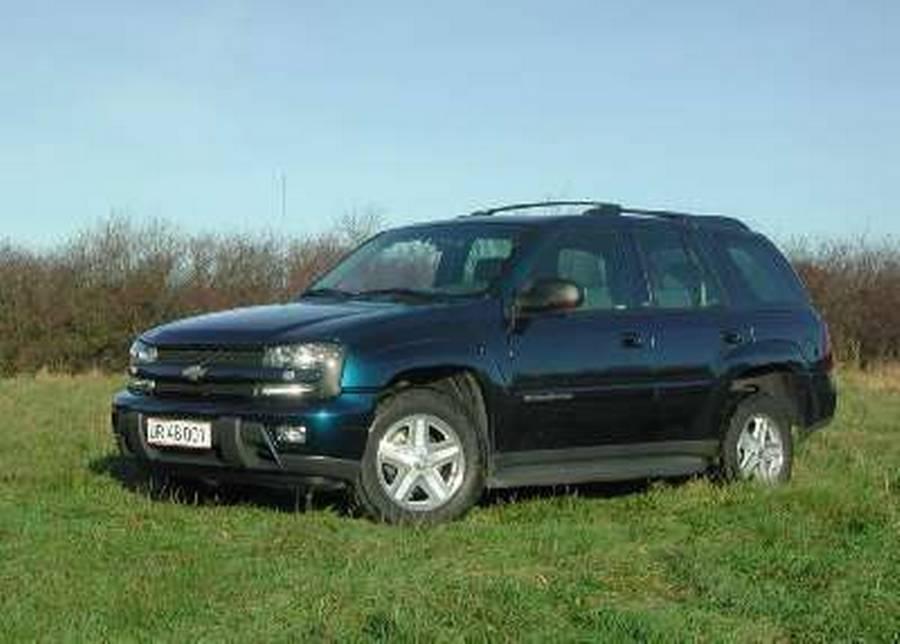 Chevrolet Trailblazer 42 Ltz Ekstra Bladet