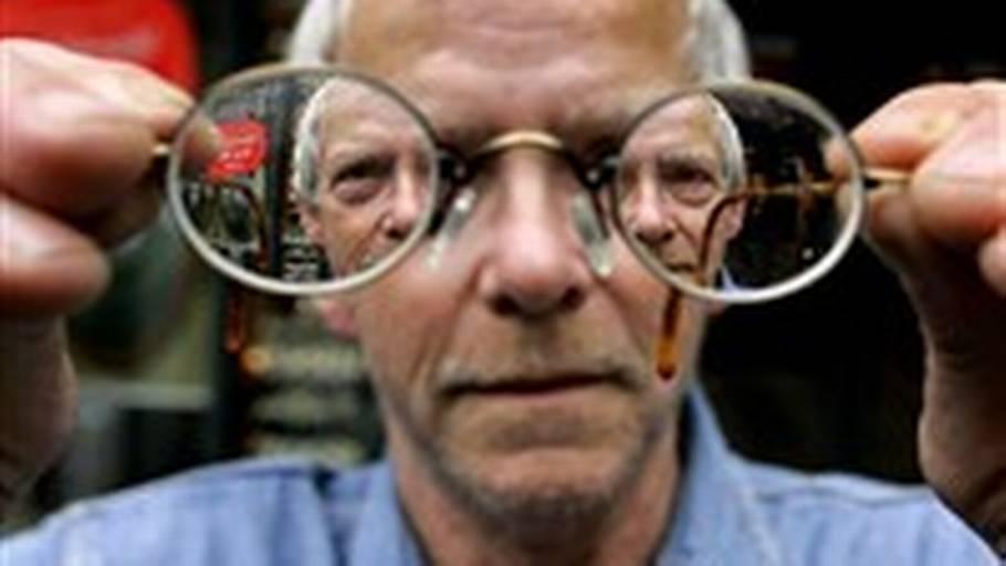 adc7c6b4905a Selv de stærkeste briller hjælper ikke