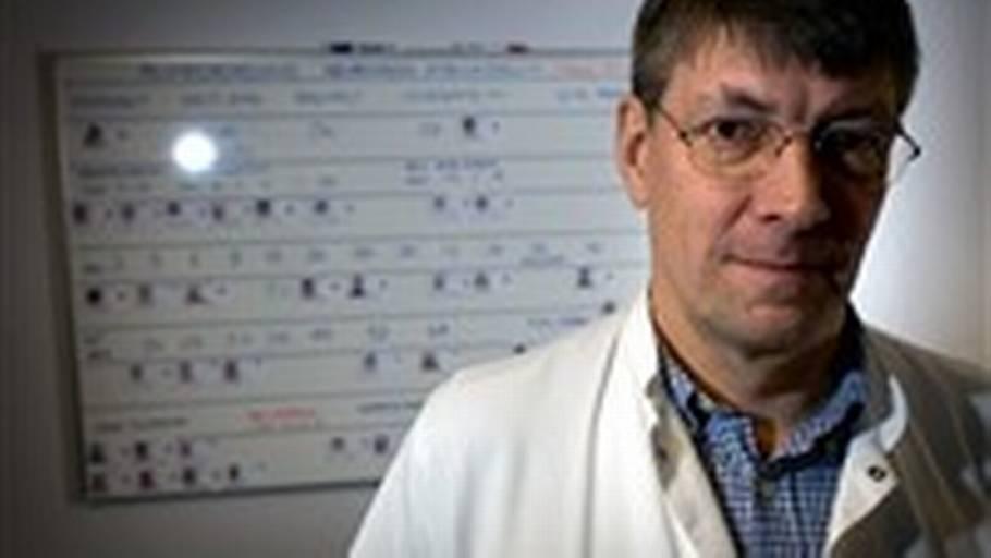 fdc4fa5f7d3 Overlæge Carsten Bisgaard, Vejle Sygehus, har oplevet polske læger, der  ikke kunne et