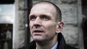 Michael Juul Eriksen er en af Danmarks mest kendte forsvarsadvokater. Foto: Jesper Mortensen/Polfoto