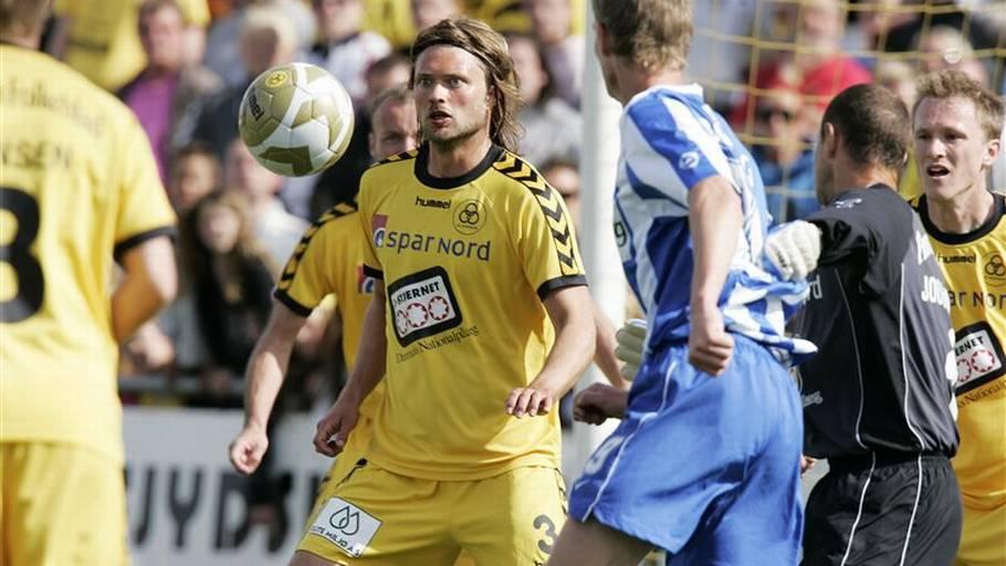 ef53bff0 Martin Halle skifter til SønderjyskE. (Foto: Mick Anderson)