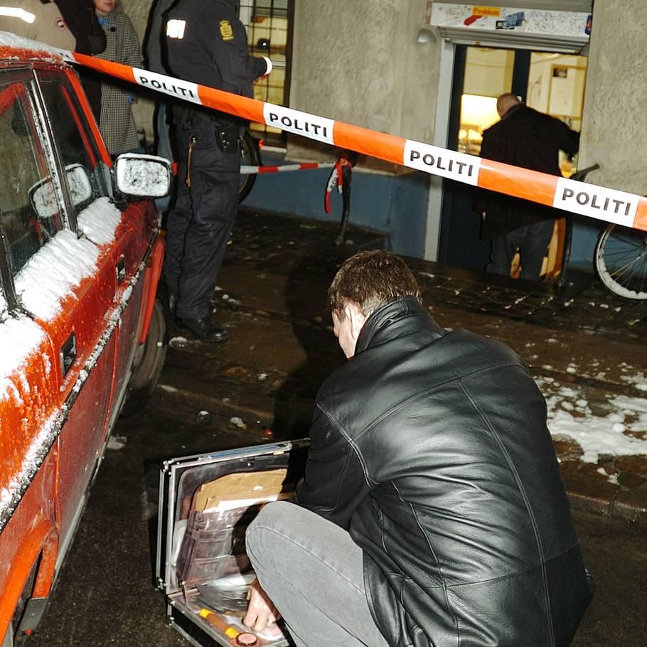 6c88592ba90 Røveren slap afsted med smykker for over 200.000 kroner. (Foto: Kristian  Linnemann)
