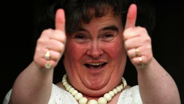 b269fcfbeadd Susan Boyle har ikke fået stjernenykker over sin store succes