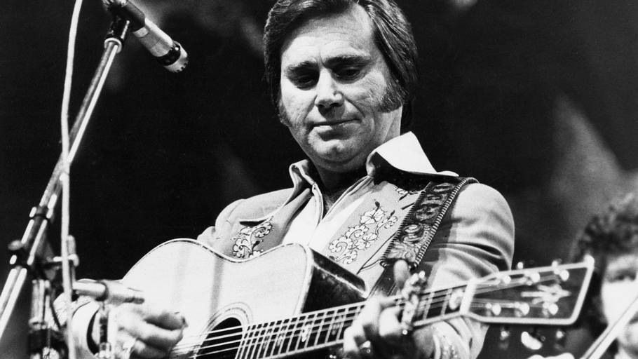 George Jones - legendens glansperiode fra 1965-1971 støves sublimt af på 'The Great Lost Hits'. (Polfoto)