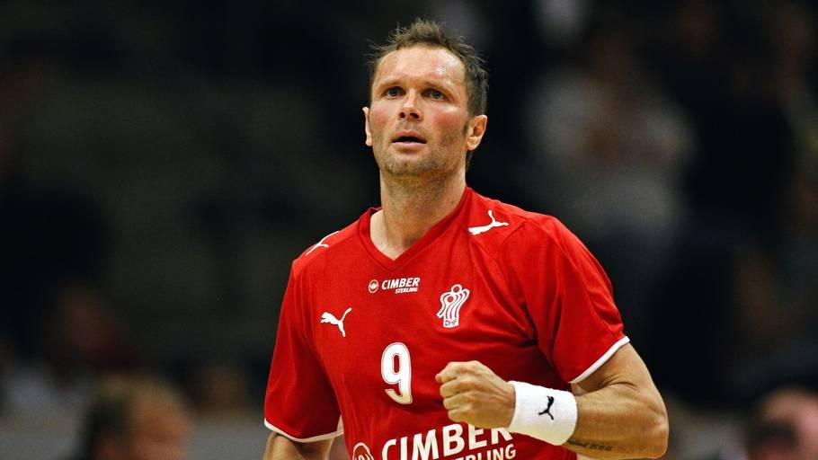 e8f22d1ec05 Lars Christiansen er en af veteranerne af i den internationale  håndboldelite. (Foto: Jens