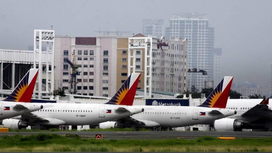 Alle flyselskaber på Filippinerne har flyveforbud i EU. Selvfølgelig må de  stadig flyve bl. b241a7008acc7