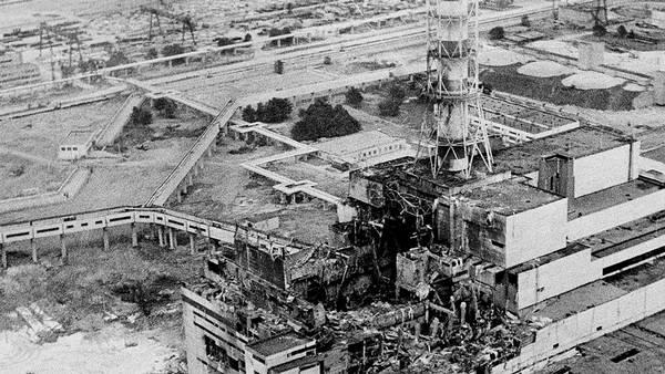 Tjernobyl ulykke