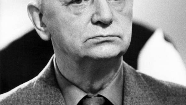 Carl Th. Dreyer har sat Danmark på det internationale filmkort. (Foto: Polfoto)